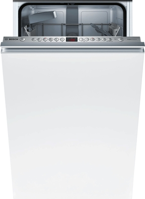 Picture of BOSCH SPV46IX07E dishwasher (fully integrated, 448 mm wide, 44 dB (A), A ++)