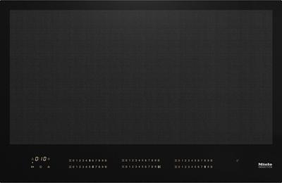תמונה של כיריים אינדוקציה של חברת Miele דגם KM7678FL