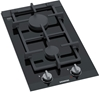 Picture of Siemens ER3A6BD70D iQ700 Domino Hob / 2 Heating Elements / 30.2 cm / Glass Ceramic