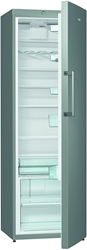 Picture of Gorenje R6192FX Refrigerator / A ++ / Height 185 cm / Cooling: 368 L / Stainless steel / Dynamic Cooling function / 7 glass shelves