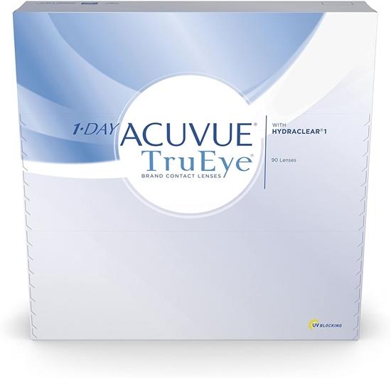 Picture of 1 Day Acuvue TruEye (90 lenses) Johnson & Johnson