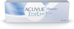תמונה של עדשות מגע יומיות 1 Day Acuvue TruEye (30 lenses) Johnson & Johnson