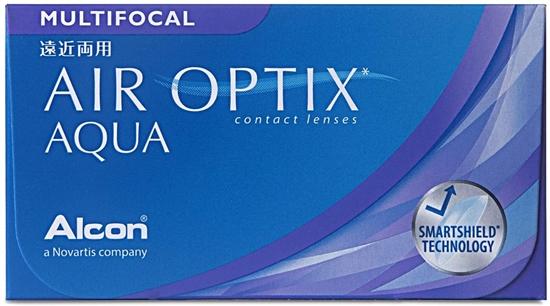 Picture of Alcon Air Optix Multifocal (6 pcs.)