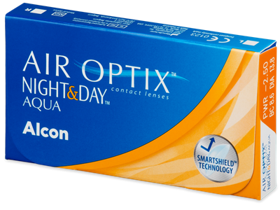 Picture of Alcon Air Optix Aqua Night & Day (6 pcs.)