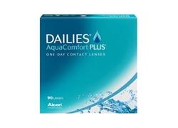 תמונה של עדשות מגע יומיות Alcon Dailies AquaComfort PLUS (90 Stk)