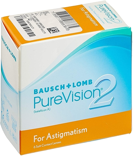 Picture of Bausch & Lomb PureVision 2 HD for Astigmatism (6 pcs.)