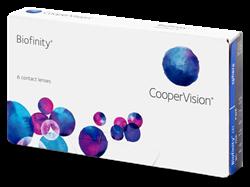 Изображение Biofinity monthly lenses 6 lenses per pack