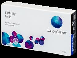 Изображение Cooper Vision Biofinity Toric 6 lenses per pack