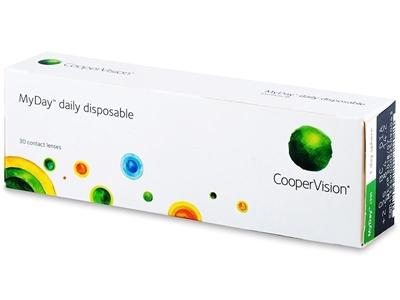 תמונה של עדשות מגע יומיות Cooper Vision MyDay  30 pack
