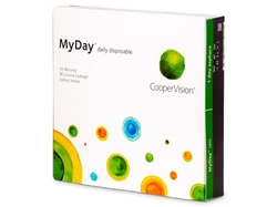 Picture of Cooper Vision MyDay 90 pack