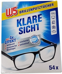 Picture of Eyeglass  cleaning cloths W5