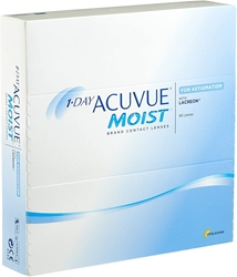 Picture of Johnson & Johnson 1 Day Acuvue Moist for Astigmatism (90 units)