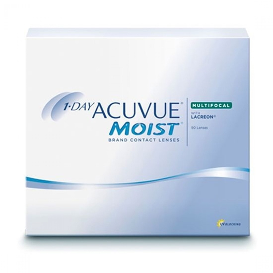 Picture of Johnson & Johnson 1 Day Acuvue Moist Multifocal ( (90 units))