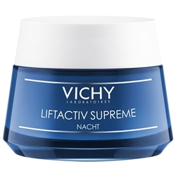 Picture of Vichy Liftactiv Supreme Firming night cream against wrinkles with lifting effect