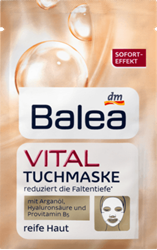 Picture of Vital touch face mask