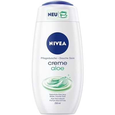 Picture of NIVEA Cream shower cream aloe, 250 ml