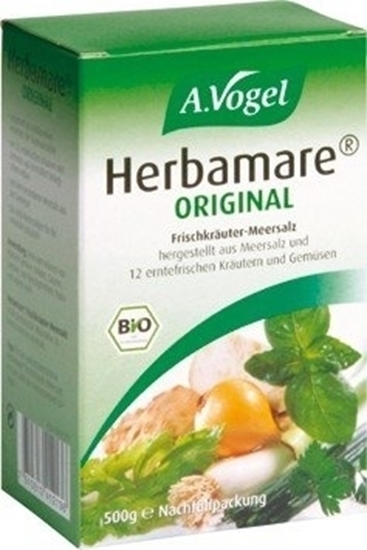 Picture of A. Vogel Herbamare herbal sea salt, 500 g, bio