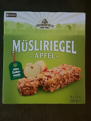 Picture of Apple  Granola Bars