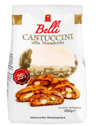Picture of Belli - Almonds Cantuccini 250g