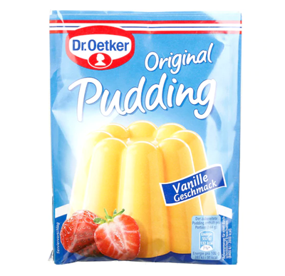 Picture of Dr. Oetker Original Pudding Vanille