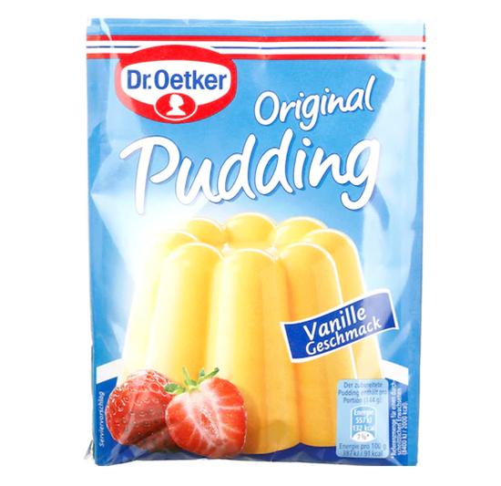 Picture of Dr. Oetker Original Pudding Vanille