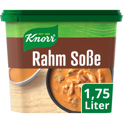 Picture of Knorr cream sauce for 1.75l 238g