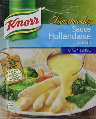 Picture of Knorr Feinschmecker Hollandaise low-fat sauce  250 ml