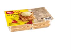 Picture of Schär Soft waffles, gluten-free (4 pieces), 100 g