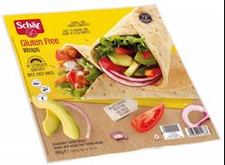Picture of Schär Wraps gluten free