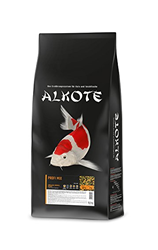 Picture of AL-KO-TE, 3-season feed for Kois, spring to autumn, floating pellets, staple food professional mix  Length: 6 mm