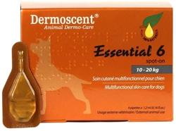 """תמונה של Dermoscent Essential 6 Spot-on - כלב - 10-20 ק""""ג"""