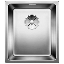 Picture of BLANCO Andano 340-IF stainless steel sink InFino with pull knob 522954