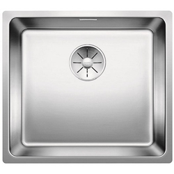 Picture of BLANCO Andano 450-IF stainless steel sink InFino silk gloss with pull knob 522962