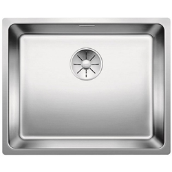 Picture of BLANCO Andano 500-IF stainless steel sink InFino silk gloss without pull knob 522965