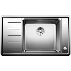 Picture of BLANCO Andano XL 6S-IF Compact stainless steel sink InFino with eccentric 523001
