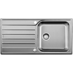 Picture of BLANCO LIVIT XL 6 S built-in sink stainless steel brushed finish 518519