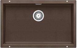 Picture of BLANCO Subline 700-U Silgranit Undercounter sink with eccentric Cafe 515779