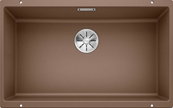 Picture of BLANCO Subline 700-U Silgranit Undercounter sink with eccentric Muskat 523450