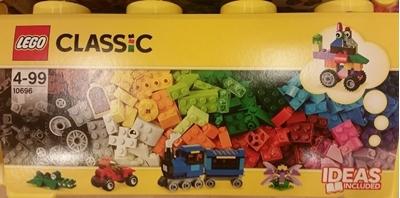 תמונה של לגו 10,696 קלאסי - בינוני Creative בריק Box