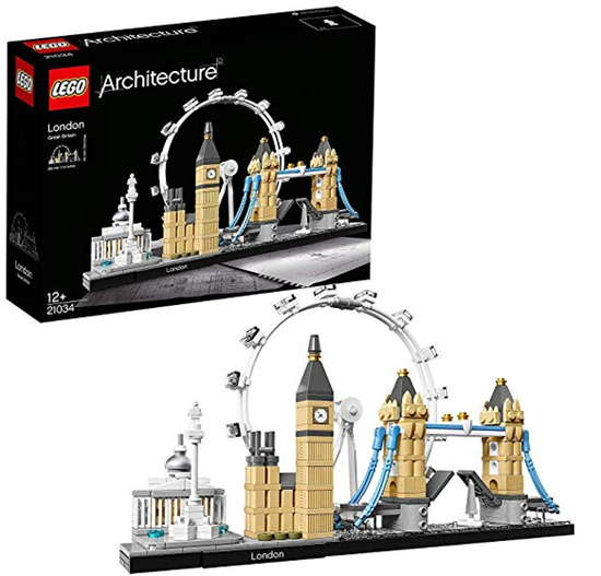 Picture of LEGO 21034 Architecture London Skyline Collection Set