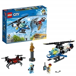 Picture of Lego 60207 City police drone hunting, colorful