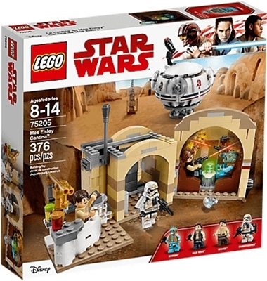 Picture of Lego 75205 Star Wars - Mos Eisley Cantina