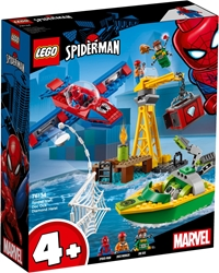Picture of LEGO 76134 Super Heroes - Spider-Man