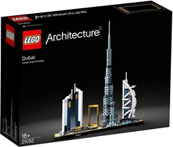Picture of LEGO Architecture - Dubai Skyline (21052)