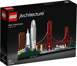 Picture of LEGO Architecture 21043 San Francisco