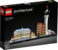 Picture of LEGO Architecture Skyline Collection 21047 Las Vegas Construction Kit
