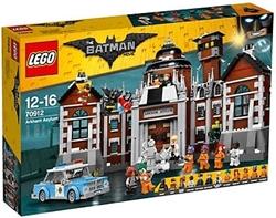 Picture of LEGO Batman - Arkham Asylum (70912)