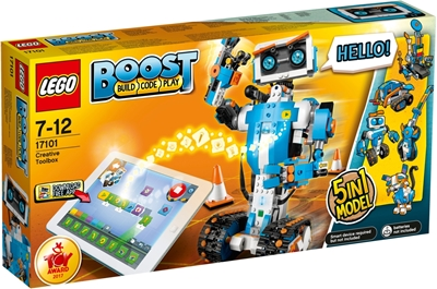 Picture of LEGO Boost - Creative Toolbox (17101)