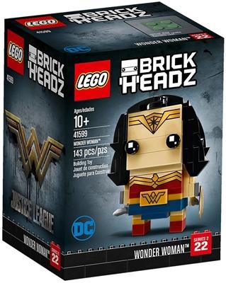 תמונה של לגו Brickheadz 41,599 - וומן צעצוע בנייה, בשלל צבעים