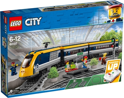 Picture of LEGO City Passenger Train 60197